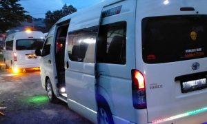 Travel Semarang Bandung Hiace