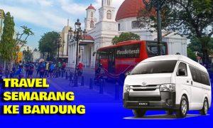 Travel Semarang ke Bandung